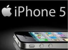 iPhone 5 smartphone
