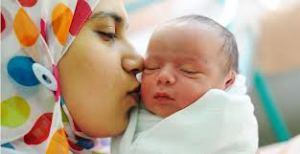 Ibu dan anak islami