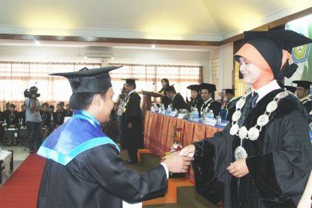 Wisuda STT MUSI Palembang